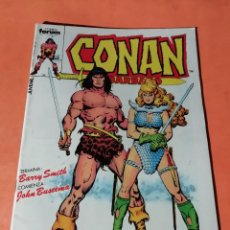 Cómics: CONAN EL BARBARO . Nº 81 FORUM .. Lote 226347775