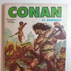 Cómics: CONAN EL BARBARO EXTRA (+) CONAN ANUAL 80 (VERTICE). Lote 226370860