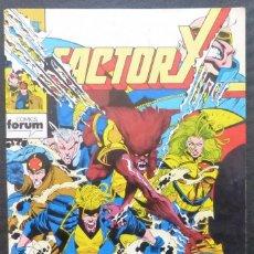 Cómics: COMIC FACTOR X,Nº 71-X-MEN,COMICS,FORUM,AÑO 1993. Lote 226383775