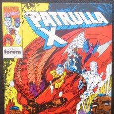 Cómics: COMIC PATRULLA X AÑO 1992,MARVEL COMICS,FORUM, Nº 123. Lote 226655570