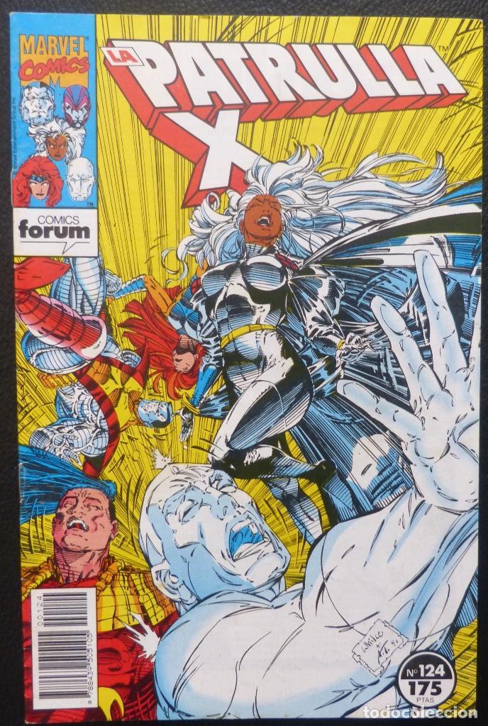 Cómics: Comic Patrulla X,Marvel Comics,Forum, Nº 124,Año 1992, - Foto 2 - 226656275