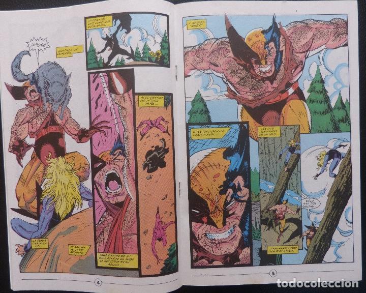 Cómics: Comic Patrulla X,Marvel Comics,Forum, Nº 124,Año 1992, - Foto 5 - 226656275
