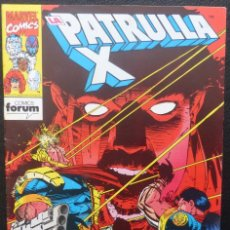 Cómics: COMIC PATRULLA X,Nº 126,AÑO 1993,MARVEL COMICS, STAN LEE, CHRIS CLAREMONT. Lote 226660740