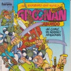 "Cómics: COMIC "" GROONAN Nº 4 ED. PLANETA / FORUM. Lote 226688280"