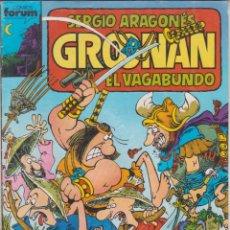 "Cómics: COMIC "" GROONAN Nº 9 ED. PLANETA / FORUM. Lote 226688765"