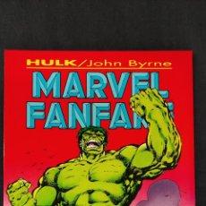 Cómics: HULK - MARVEL FANFARE - FORUM -. Lote 226837145