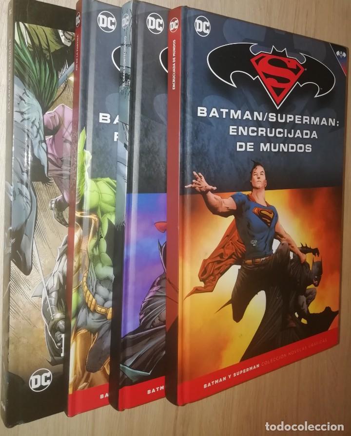 BATMAN Y SUPERMAN: 2 TOMOS (Tebeos y Comics - Forum - Otros Forum)