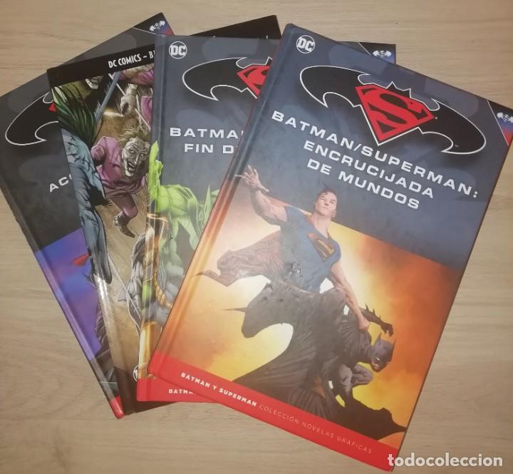 Cómics: BATMAN Y SUPERMAN: 2 TOMOS - Foto 2 - 226923755