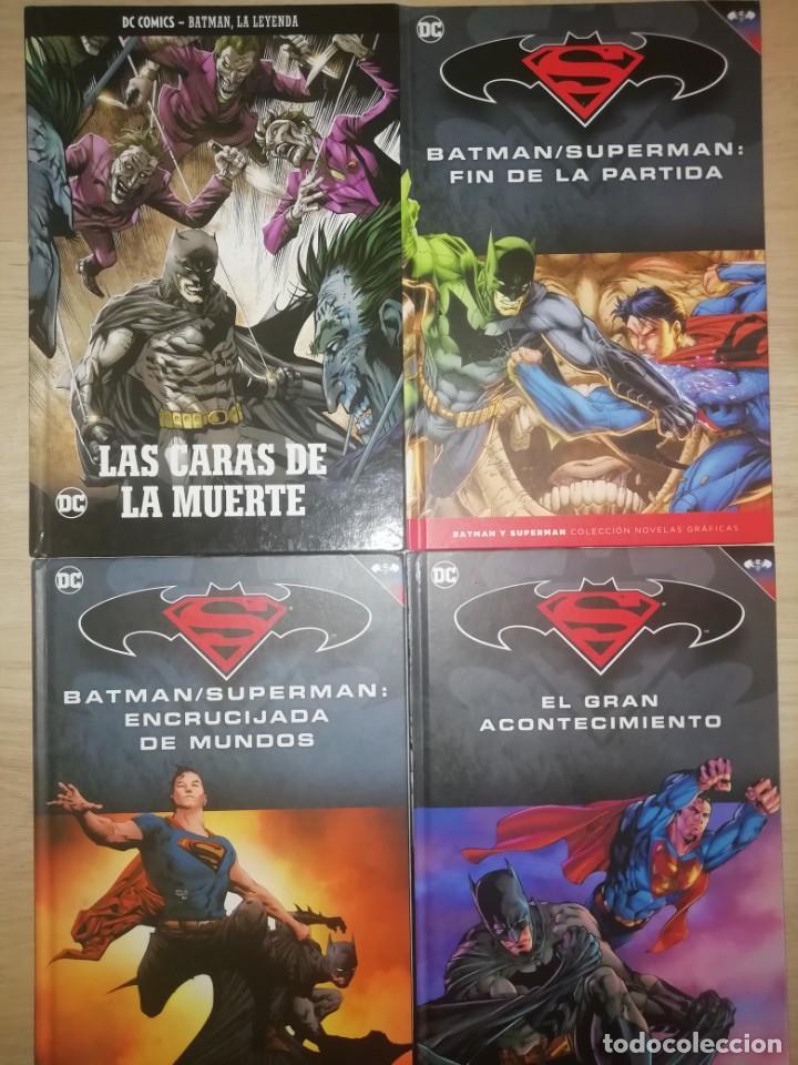 Cómics: BATMAN Y SUPERMAN: 2 TOMOS - Foto 3 - 226923755