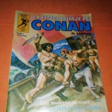Cómics: LA ESPADA SALVAJE DE CONAN. Nº 7. 1ª EDICION . PLANETA COMIC.. Lote 226972645