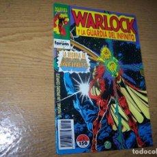 Comics : FORUM WARLOCK Y LA GUARDIA DEL INFINITO Nº 1. Lote 226999080