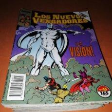 Cómics: LOS NUEVOS VENGADORES. GRAN LOTE. 36 NUMEROS. DEL 45 AL 83. ( FALTAN 57,67 Y 72 ). FORUM. Lote 227049080