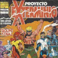 Comics: PROYECTO EXTERMINIO - 9 NºS - COMPLETA - BUEN ESTADO. Lote 242244375