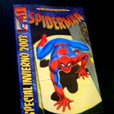 Cómics: EXCELENTE ESTADO ESPECIAL INVIERNO 2003 SPIDERMAN FORUM JOHN ROMITA EXCELSIOR. Lote 227156370