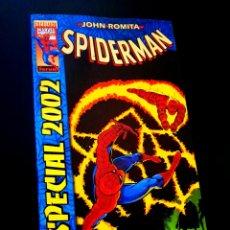 Cómics: DE KIOSCO ESPECIAL 2002 SPIDERMAN FORUM JOHN ROMITA EXCELSIOR. Lote 227156970
