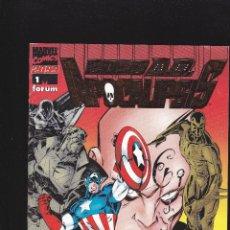 Cómics: 2099 A.D.: APOCALIPSIS - ¡MEDIANOCHE EN EL INFIERNO! - SEPTIEMBRE 1996 - FORUM -. Lote 227479275