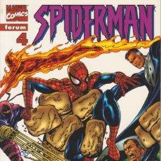 "Cómics: CÓMIC "" SPIDERMAN "" Nº 4 VOL.III MARVEL / FORUM 1999 (LOMO ROJO 84 PGS). Lote 227710910"