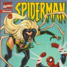 "Cómics: CÓMIC "" SPIDERMAN "" Nº 6 VOL.III MARVEL / FORUM 2000 (LOMO ROJO 84 PGS). Lote 227711225"