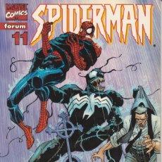 "Cómics: CÓMIC "" SPIDERMAN "" Nº 11 VOL.III MARVEL / FORUM 2000 (LOMO ROJO 84 PGS). Lote 227712540"