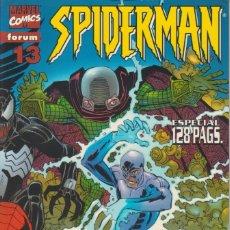 "Cómics: CÓMIC "" SPIDERMAN "" Nº 13 VOL.III MARVEL / FORUM 2000 (LOMO ROJO ESPECIAL 128 PGS). Lote 227712840"