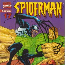 "Cómics: CÓMIC "" SPIDERMAN "" Nº 17 VOL.III MARVEL / FORUM 2000 (LOMO ROJO 84 PGS). Lote 227718985"