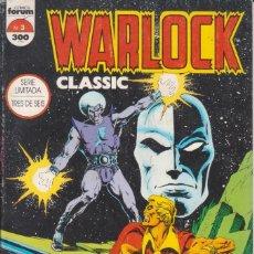 "Cómics: CÓMIC "" WARLOCK CLASSIC "" Nº 3 CUBIERTAS CARTÓN 48 PGS.MARVEL / FORUM 1995. Lote 227731215"