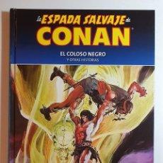 Cómics: LA ESPADA SALVAJE DE CONAN (PLANETA) Nº 1 AL 90 (+) ESPADA ORIGINAL DE MARTO (+) REGALOS (COMPLETA). Lote 227783085
