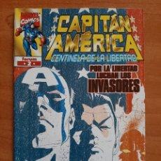 Cómics: CAPITÁN AMÉRICA : POR LA LIBERTAD LUCHAN LOS INVASORES Nº 2. Lote 227787460