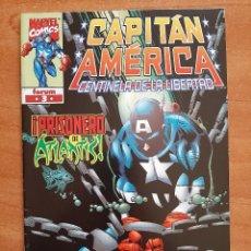 Cómics: CAPITÁN AMÉRICA : PRISIONERO DE ATLANTIS Nº 3. Lote 227787575