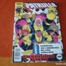 Cómics: LA PATRULLA X VOL. 1 NºS 97, 98 Y 99 RETAPADO ( CLAREMONT SILVESTRI ) ¡BUEN ESTADO! FORUM MARVEL. Lote 227804090