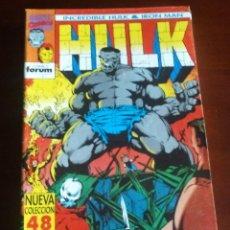 Cómics: INCREIBLE HULK & IRON MAN - COMPLETA - 9 COMICS. Lote 227838190