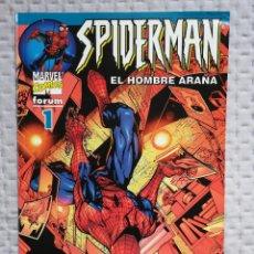 Cómics: SPIDERMAN EL HOMBRE ARAÑA VOL 6 Nº 1 - STRACZYNSKI - BUEN ESTADO - FORUM PLANETA. Lote 227841305