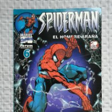 Cómics: SPIDERMAN EL HOMBRE ARAÑA VOL 6 Nº 6 - STRACZYNSKI - BUEN ESTADO - FORUM PLANETA. Lote 227841805