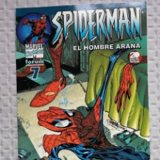 Cómics: SPIDERMAN EL HOMBRE ARAÑA VOL 6 Nº 7 - STRACZYNSKI - BUEN ESTADO - FORUM PLANETA. Lote 227841881