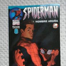 Cómics: SPIDERMAN EL HOMBRE ARAÑA VOL 6 Nº 8 - STRACZYNSKI - BUEN ESTADO - FORUM PLANETA. Lote 227841947