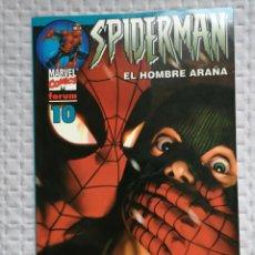 Cómics: SPIDERMAN EL HOMBRE ARAÑA VOL 6 Nº 10 - STRACZYNSKI - BUEN ESTADO - FORUM PLANETA. Lote 227842100