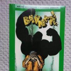 Cómics: BANNER! EL INCREIBLE HULK - BRIAN AZZARELLO & RICHARD CORBEN - FORUM - PERFECTO ESTADO. Lote 227843245