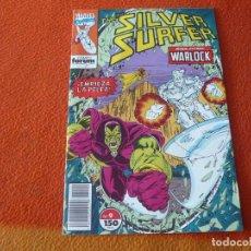 Cómics: SILVER SURFER VOL. 2 Nº 9 ( STARLIN RON LIM ) MARVEL FORUM ESTELA PLATEADA WARLOCK. Lote 227947180