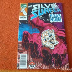 Cómics: SILVER SURFER VOL. 2 Nº 10 ( STARLIN RON LIM ) MARVEL FORUM ESTELA PLATEADA. Lote 227947270