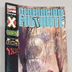 Comics: GENERACION MUTANTE Nº 8 - GENERACION X - X FORCE - X MAN / MARVEL - FORUM. Lote 227980517