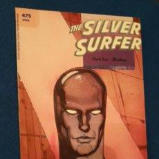 Cómics: THE SILVER SURFER - STAN LEE / MOEBIUS - FORUM. Lote 228048185