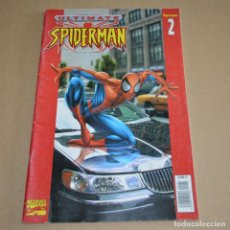 Cómics: ULTIMATE SPIDERMAN, Nº 2. LITERACOMIC.. Lote 228144700
