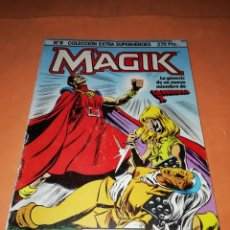 Cómics: MAGIK. COLECCION EXTRA SUPERHEROES. Nº 8 . FORUM. Lote 228152250