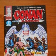 Comics: CONAN EL BARBARO - Nº 23 - FANTASIA HEROICA - FORUM - CON POSTER (IÑ). Lote 228182490
