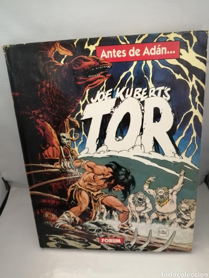 TOR. ANTES DE ADÁN (PRIMERA EDICIÓN) (Tebeos y Comics - Forum - Thor)