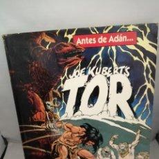 Cómics: TOR. ANTES DE ADÁN (PRIMERA EDICIÓN). Lote 228112570