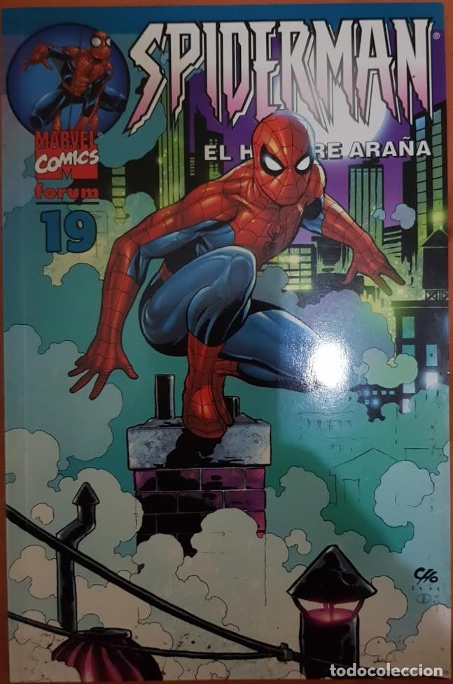 SPIDERMAN VOL 6 (LOMO AZUL) Nº 19. FORUM (Tebeos y Comics - Forum - Spiderman)