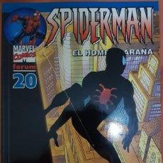 Cómics: SPIDERMAN VOL 6 (LOMO AZUL) Nº 20. FORUM. Lote 228221265