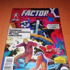 Cómics: FACTOR X . RETAPADO. Nº 6 AL 10. FORUM. Lote 228338370