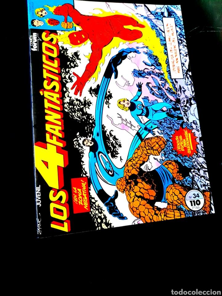 CASI EXCELENTE ESTADO SPIDERMAN 34 COMICS FORUM (Tebeos y Comics - Forum - 4 Fantásticos)